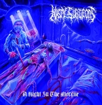 NASTY SURGEONS (ESP) A night in the morgue CD