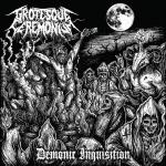 GROTESQUE CEREMONIUM (TUR) Demonic Inquisition CD